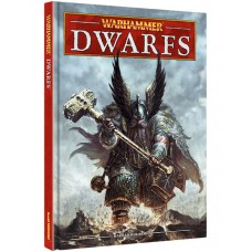 Army Book Warhammer: Dwarfs (на английском языке).