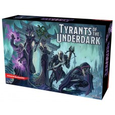 "Dungeon and Dragons (D&D): ""Tyrants of the Underdark"". № GF9_74001"