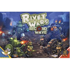"CoolMiniOrNot: ""Rivet Wars: Second Wave"" expansion (дополнение). № CMO2"