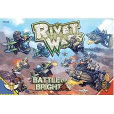 "CoolMiniOrNot: ""Rivet Wars: Battle of Brighton"" expansion (дополнение). № CMO3"