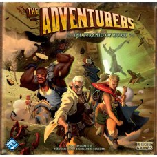 "Fantasy Flight Games: ""The Adventurers: The Pyramid of Horus"". № FFG_002"