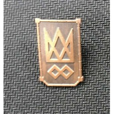 """Значок компании WFB """" Nemesis Crown"""". № Z007"""