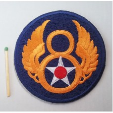 Нашивка US 8th Air Force WW2, Shoulder Patch. № S003