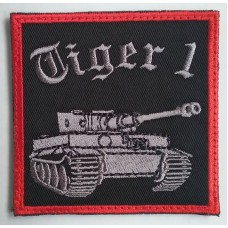Нашивка Sd.Kfz. 181, Tiger I Patch. № S004