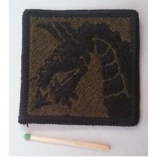 Нашивка US 18st (XVIII) Airborne Corps Patch. № S011