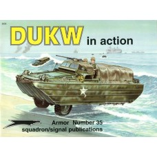Squadron Signal Book DUKW in Action. № 2035