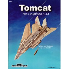 Squadron Signal Book Tomcat: The Grumman F-14. № 6092