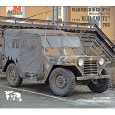 "Verlinden Publications: Warmaсhines №14 - 1/4 Ton M151 ""Mutt"" 760. № VER_14"