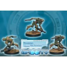 Infinity Ariadna - Minutemen with Panzerfaust. № 280122-0128