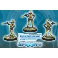 Infinity Ariadna - Dozers, Field Engineers. № 280145-0287