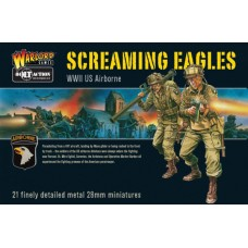 "Bolt Action 28 мм. Американские десантники ""Screaming Eagles"". № WGB-AA-1"