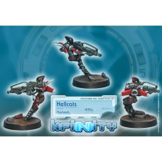 Infinity Nomads - Hellcat with HMG. № 280519-0119