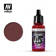 Acrylic Vallejo: Game Air Акриловая краска Gory Red (Тёмный Кроваво-Красный). 72711