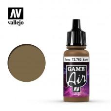Acrylic Vallejo: Game Air Акриловая краска Earth (Земля). 72762