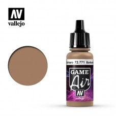 Acrylic Vallejo: Game Air Акриловая краска Barbarian Flesh (Варварский Телесный). 72771