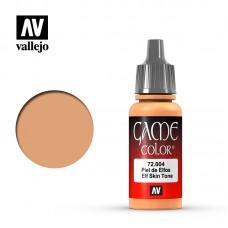 Acrylic Vallejo: Game Color Акриловая краска Elf Skin Tone (Эльфийский Телесный). 72004