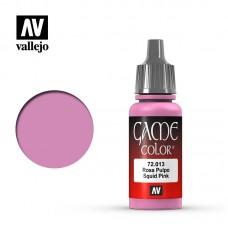 Acrylic Vallejo: Game Color Акриловая краска Squid Pink (Кальмарно-Розовый). 72013