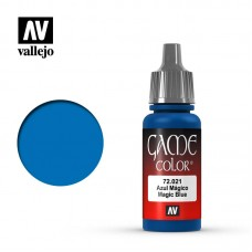 Acrylic Vallejo: Game Color Акриловая краска Magic Blue (Магический Синий). 72021