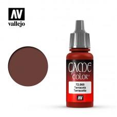 Acrylic Vallejo: Game Color Акриловая краска Terracotta (Терракотовый). 72065