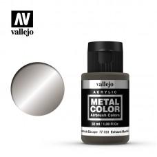 Acrylic Vallejo: Metal Color Акриловая краска Exhaust Manifold (Выхлопы из Коллектора). 77723