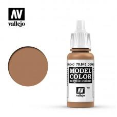 Acrylic Vallejo: Model Color Акриловая краска Cork Brown (Пробковый Коричневый). 70843