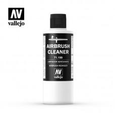 Acrylic Vallejo: Вспомогательная химия, Airbrush Cleaner (Очиститель для Аэрографа). 71199