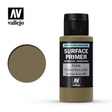 Acrylic Vallejo: Surface Primer Акриловая грунтовка Parched Grass (Late) (Высохшая Трава (Поздняя)). 73610