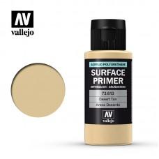 Acrylic Vallejo: Surface Primer Акриловая грунтовка Desert Tan (Пустынный Желтовато-Коричневый). 73613