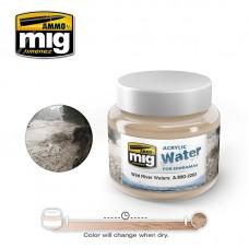 Ammo by Mig Jimenez: Wild River Water (Вода дикой речки). AMIG2203