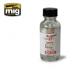 Ammo by Mig Jimenez: Алкидный растворитель / очиститель Lacquer Thinner and Cleaner alc307. AMIG8200