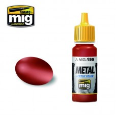 Ammo by Mig Jimenez: Акриловая краска Copper (Медь). AMIG0199