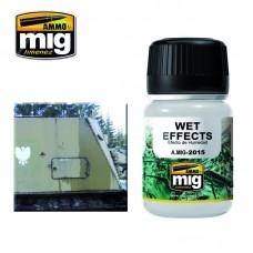 Ammo by Mig Jimenez: Wet Effects (Эффекты увлажнения). AMIG2015