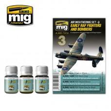 Ammo by Mig Jimenez: Истребители и бомбардировщики Великобритании (RAF Fghters Bombers). AMIG7416