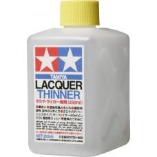 Tamiya Растворитель нитрокрасок Lacquer Thinner 250 мл. № 87077