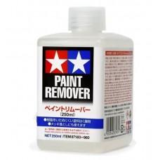 Tamiya Очиститель поверхности от краски Paint Remover 250 мл. № 87183